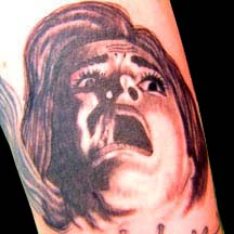Precision Body Arts Helen Cooper Tattoo