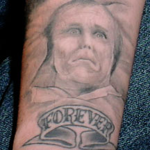 Shane Morten Dawn of the Dead Tattoo