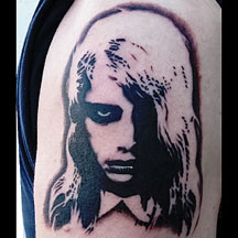 Karen Cooper Tattoo